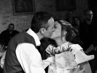 Le mariage de Florence et Rino
