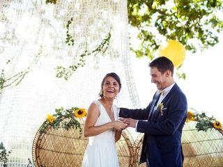 Le mariage de Elise et Quentin