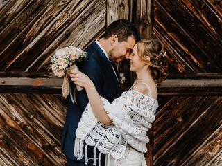 Le mariage de Anaïs et Mikael