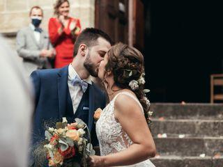Le mariage de Amélie et Maxime