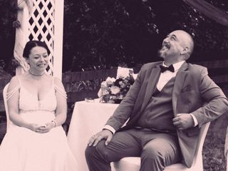 Le mariage de Cécile  et Jean-Claude