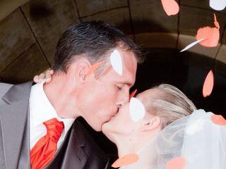 Le mariage de Charlène et Ludovic 1