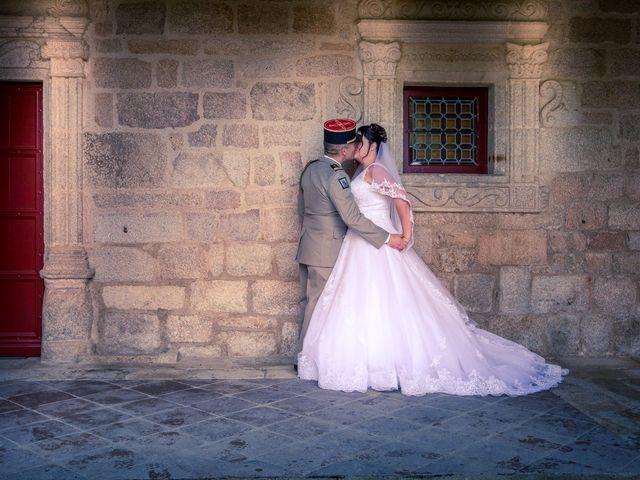 Le mariage de Éric et Corinne à Clergoux, Corrèze 2