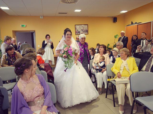 Le mariage de Éric et Corinne à Clergoux, Corrèze 18