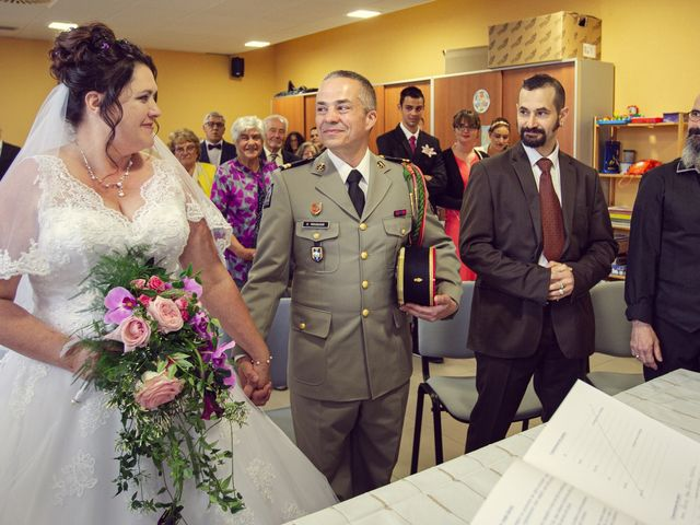 Le mariage de Éric et Corinne à Clergoux, Corrèze 20
