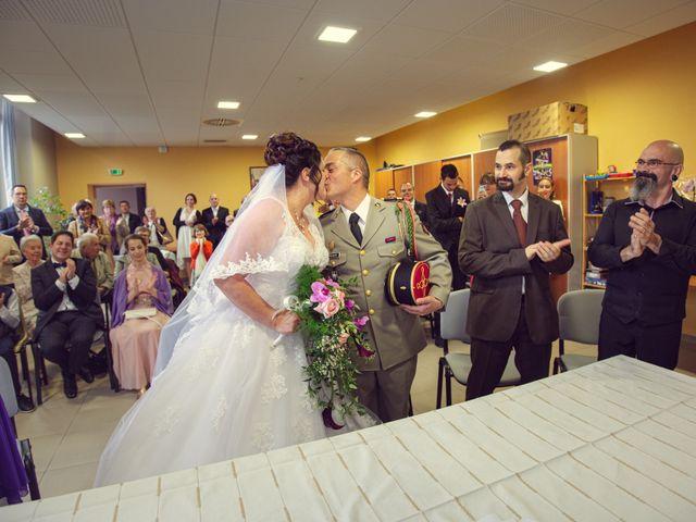 Le mariage de Éric et Corinne à Clergoux, Corrèze 21