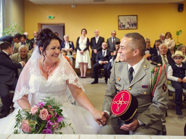 Le mariage de Éric et Corinne à Clergoux, Corrèze 23
