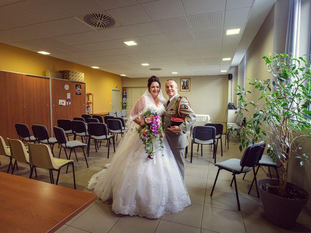 Le mariage de Éric et Corinne à Clergoux, Corrèze 25