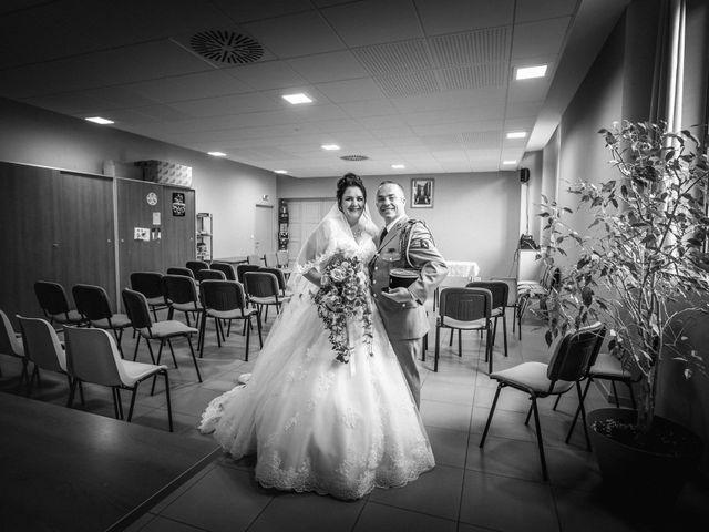 Le mariage de Éric et Corinne à Clergoux, Corrèze 26