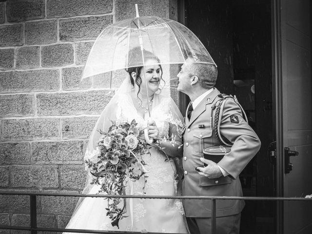 Le mariage de Éric et Corinne à Clergoux, Corrèze 28