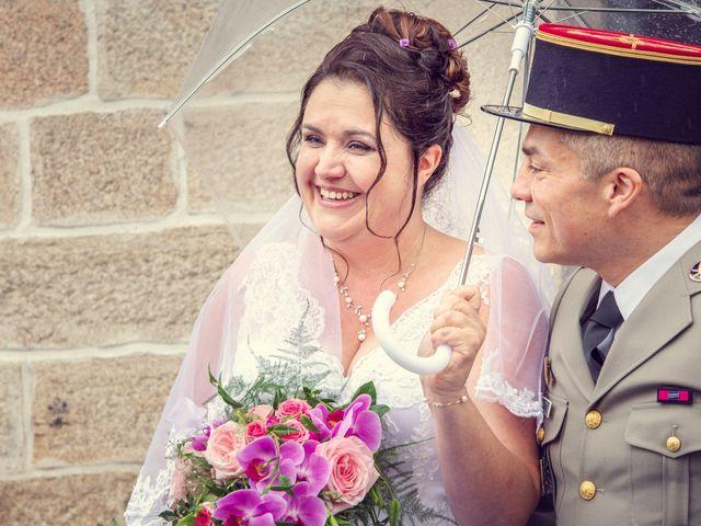 Le mariage de Éric et Corinne à Clergoux, Corrèze 30