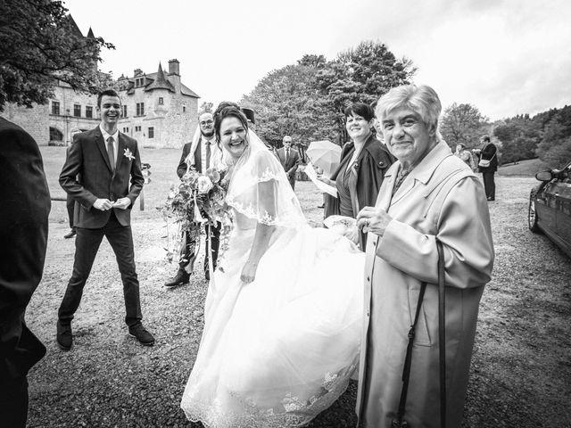 Le mariage de Éric et Corinne à Clergoux, Corrèze 34
