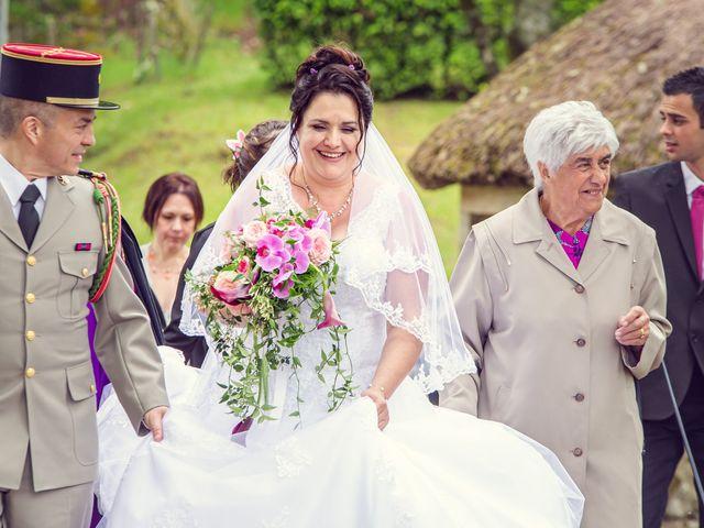 Le mariage de Éric et Corinne à Clergoux, Corrèze 36