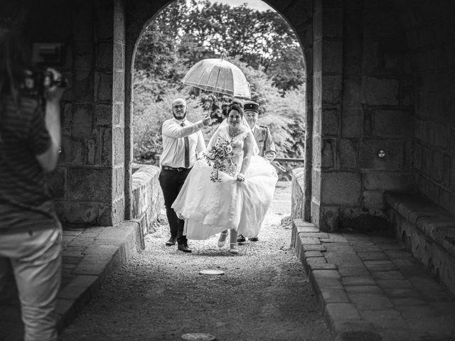 Le mariage de Éric et Corinne à Clergoux, Corrèze 38