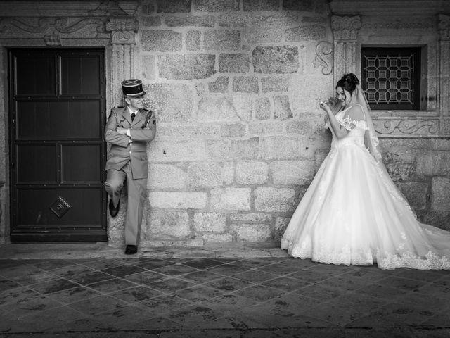 Le mariage de Éric et Corinne à Clergoux, Corrèze 42