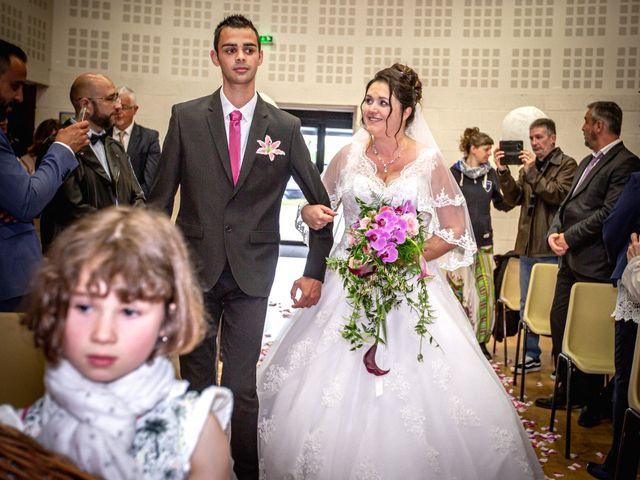 Le mariage de Éric et Corinne à Clergoux, Corrèze 43
