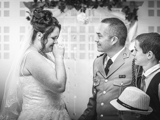 Le mariage de Éric et Corinne à Clergoux, Corrèze 49