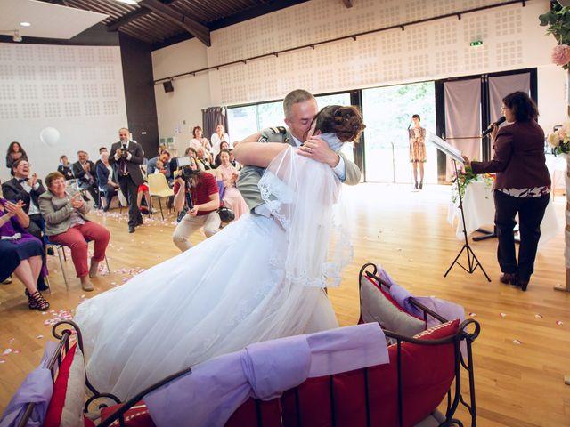 Le mariage de Éric et Corinne à Clergoux, Corrèze 55