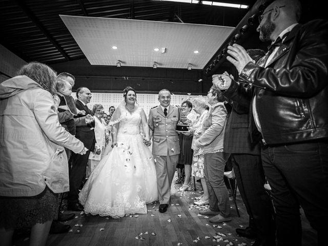 Le mariage de Éric et Corinne à Clergoux, Corrèze 56