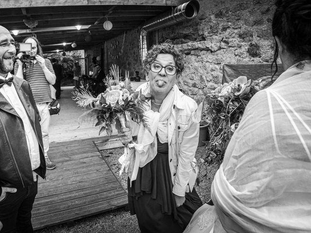 Le mariage de Éric et Corinne à Clergoux, Corrèze 66