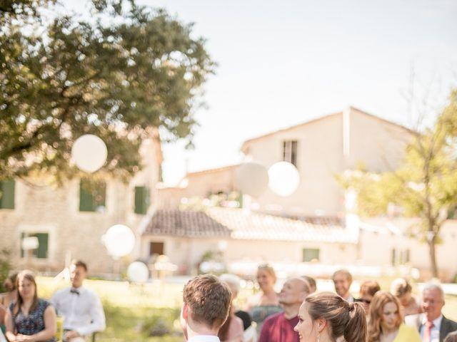 Le mariage de Philipp et Hanne à Durfort-et-Saint-Martin-de-Sossenac, Gard 13