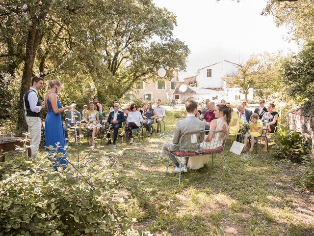 Le mariage de Philipp et Hanne à Durfort-et-Saint-Martin-de-Sossenac, Gard 15