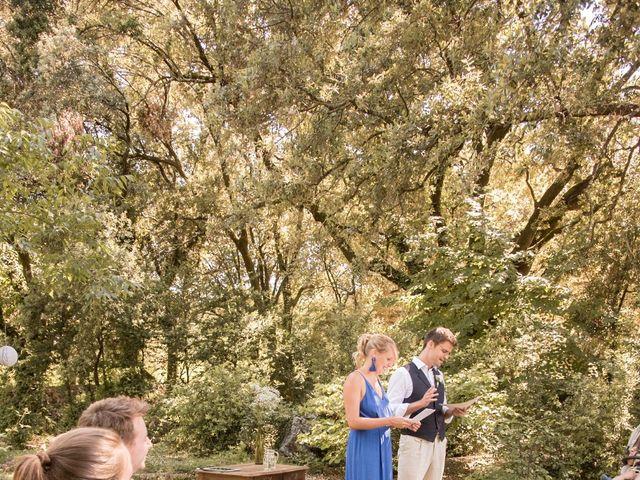 Le mariage de Philipp et Hanne à Durfort-et-Saint-Martin-de-Sossenac, Gard 17