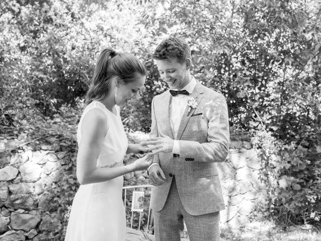 Le mariage de Philipp et Hanne à Durfort-et-Saint-Martin-de-Sossenac, Gard 24