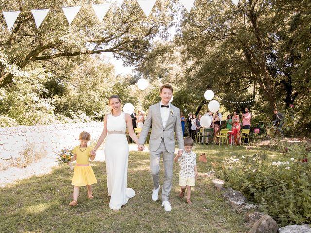 Le mariage de Philipp et Hanne à Durfort-et-Saint-Martin-de-Sossenac, Gard 25