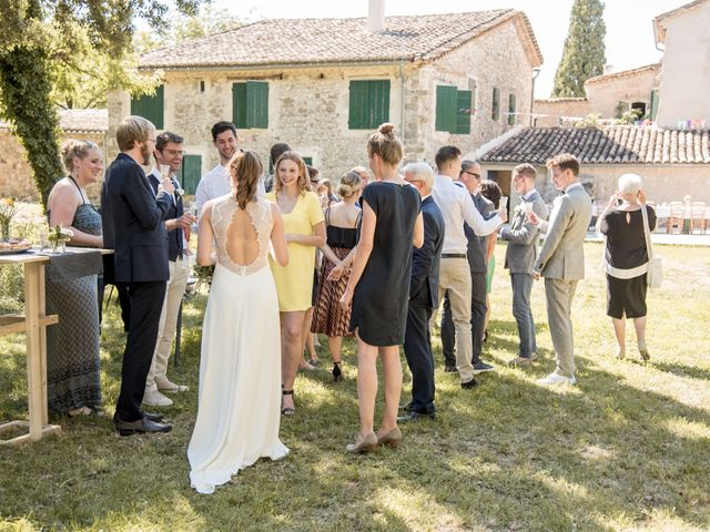 Le mariage de Philipp et Hanne à Durfort-et-Saint-Martin-de-Sossenac, Gard 33