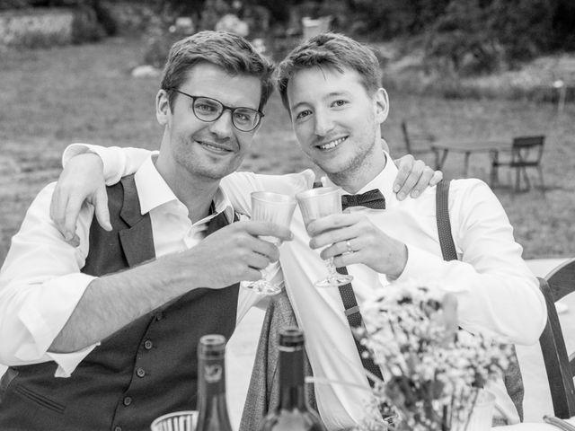 Le mariage de Philipp et Hanne à Durfort-et-Saint-Martin-de-Sossenac, Gard 73