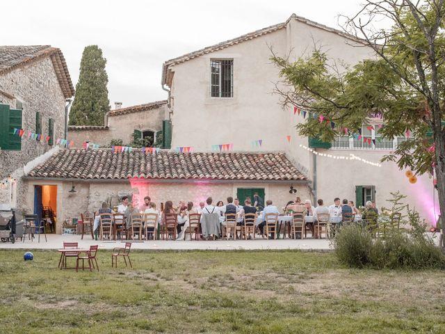 Le mariage de Philipp et Hanne à Durfort-et-Saint-Martin-de-Sossenac, Gard 74