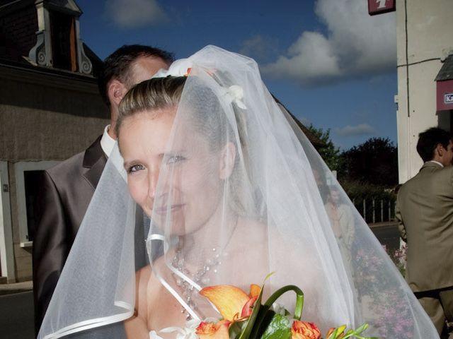 Le mariage de Ludovic et Charlène à Condé-sur-Sarthe, Orne 17