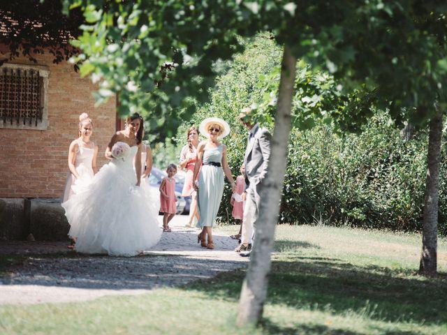 Le mariage de Xavier et Emilie à Saint-Aubin-de-Médoc, Gironde 22