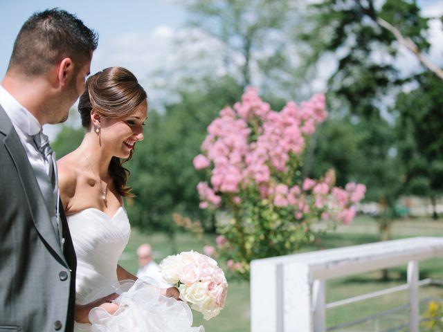 Le mariage de Xavier et Emilie à Saint-Aubin-de-Médoc, Gironde 24