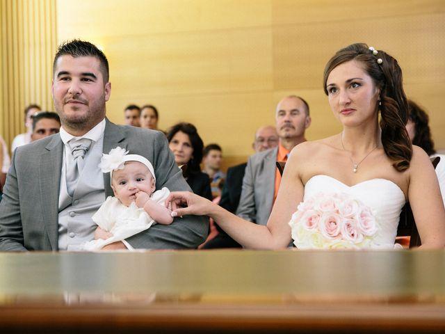 Le mariage de Xavier et Emilie à Saint-Aubin-de-Médoc, Gironde 26