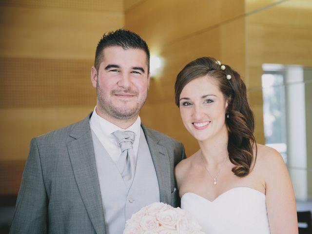 Le mariage de Xavier et Emilie à Saint-Aubin-de-Médoc, Gironde 32