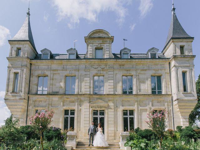 Le mariage de Xavier et Emilie à Saint-Aubin-de-Médoc, Gironde 35