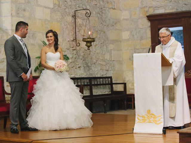 Le mariage de Xavier et Emilie à Saint-Aubin-de-Médoc, Gironde 37