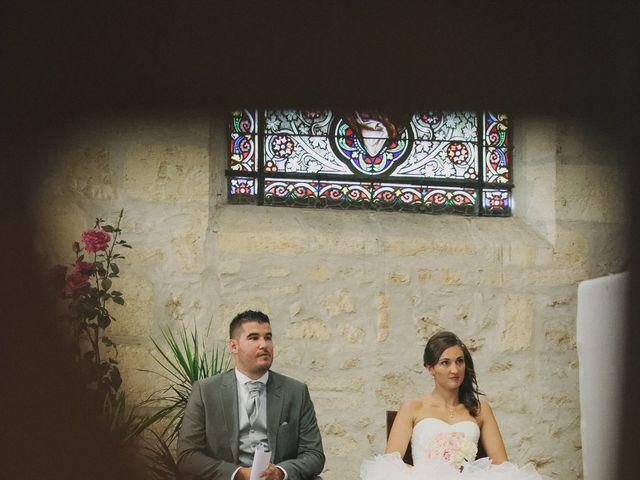 Le mariage de Xavier et Emilie à Saint-Aubin-de-Médoc, Gironde 38