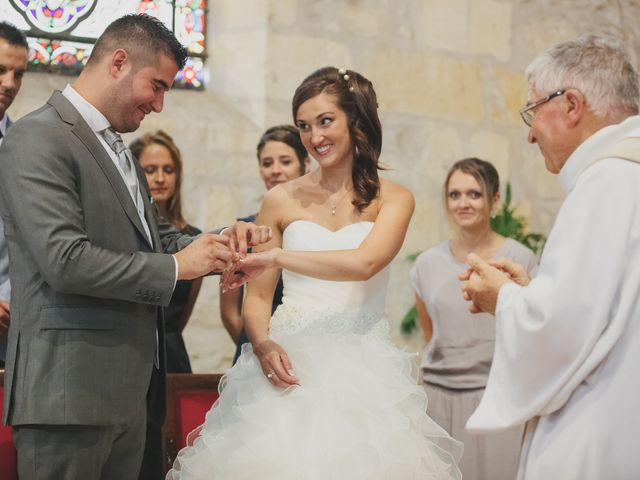 Le mariage de Xavier et Emilie à Saint-Aubin-de-Médoc, Gironde 39