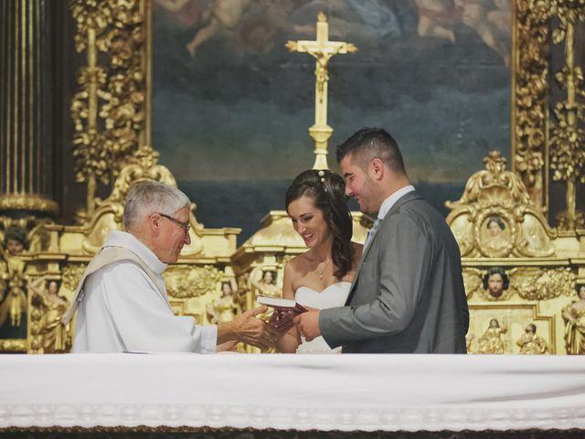Le mariage de Xavier et Emilie à Saint-Aubin-de-Médoc, Gironde 40