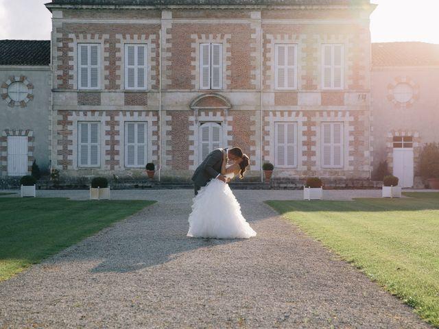 Le mariage de Xavier et Emilie à Saint-Aubin-de-Médoc, Gironde 49