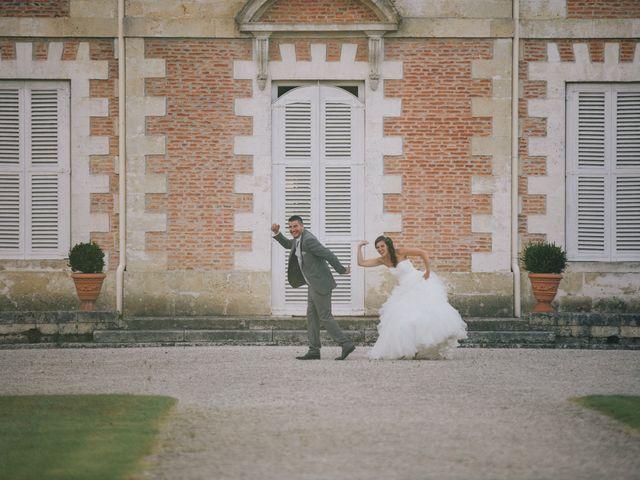 Le mariage de Xavier et Emilie à Saint-Aubin-de-Médoc, Gironde 50