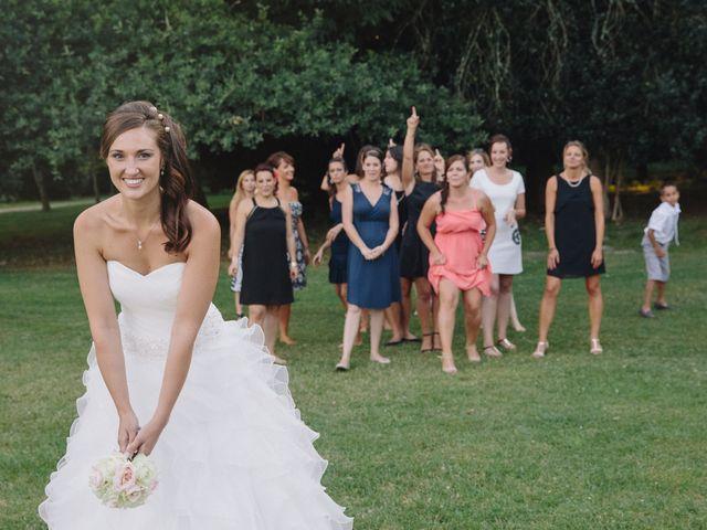 Le mariage de Xavier et Emilie à Saint-Aubin-de-Médoc, Gironde 57