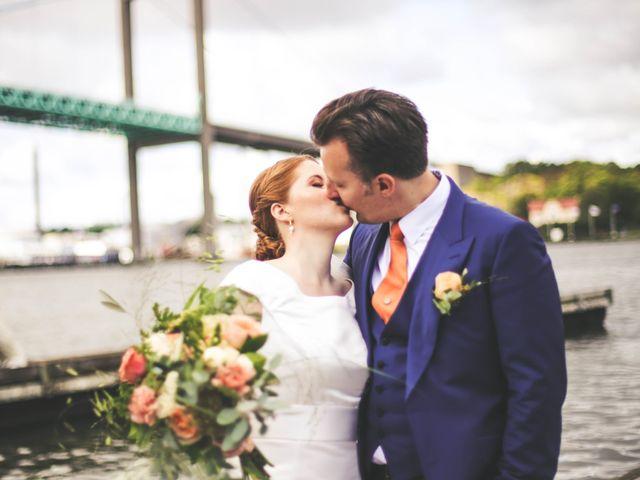 Le mariage de Elinor et Anders à Brest, Finistère 2