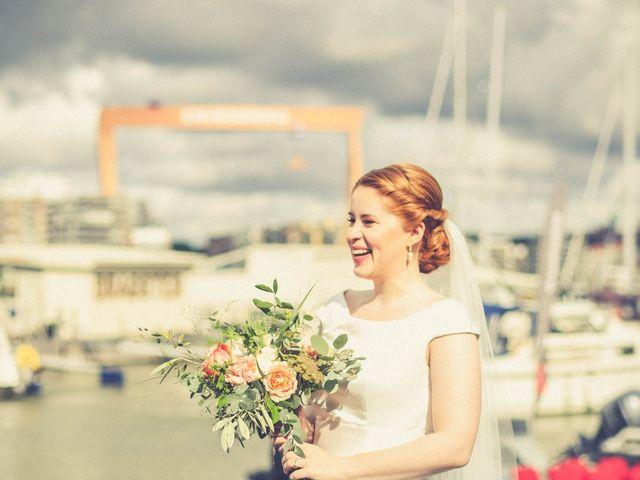 Le mariage de Elinor et Anders à Brest, Finistère 18