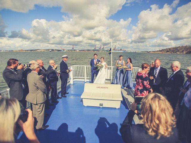 Le mariage de Elinor et Anders à Brest, Finistère 22