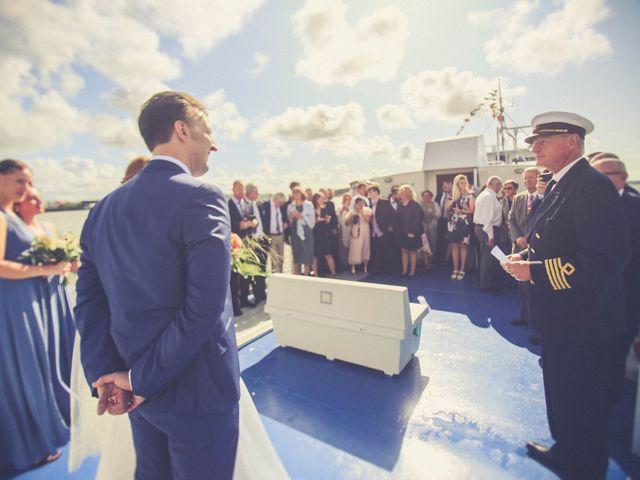 Le mariage de Elinor et Anders à Brest, Finistère 23