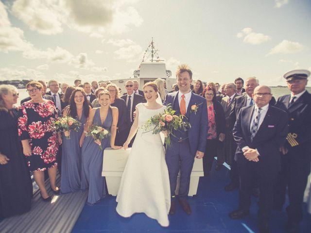 Le mariage de Elinor et Anders à Brest, Finistère 24